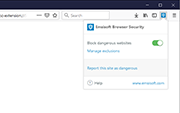 Emsisoft Browser Security for Chrome 2018.12.0.12