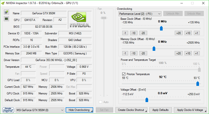 nvidia profile inspector free download