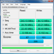 AS SSD Benchmark 1.6