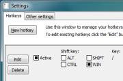 HotKeyMan 1.21