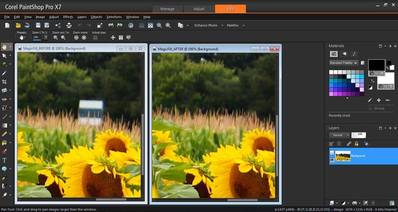 Descargar Corel PaintShop Pro X7 v17.3.0.30 SP3 Multilenguaj