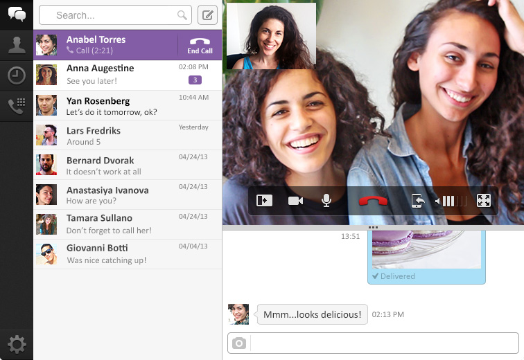 Viber for Desktop 11 4 0 64 free download - Software reviews