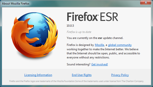 Mozilla Firefox ESR Portable 60 7 1 free download - Software reviews