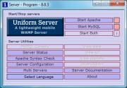 Uniform Server 8.9.1
