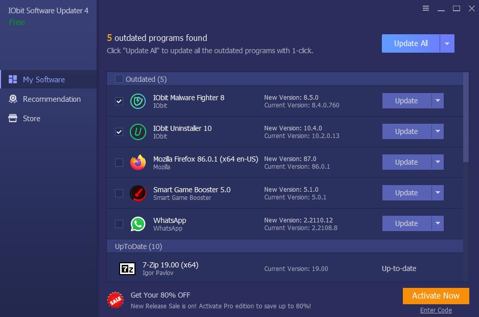 IObit Uninstaller Pro 10.3.0.113 Crack + License Key Torrent Free (2021)