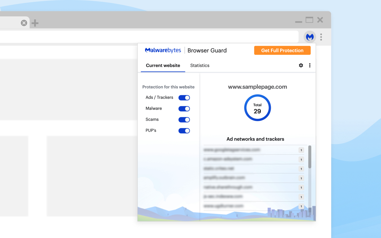 Malwarebytes Browser Guard for Chrome 2 0 2 free download