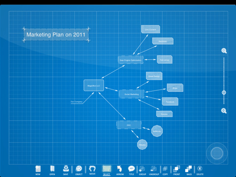 Blueprint sketch 1 1 free download software reviews for Blueprint design software