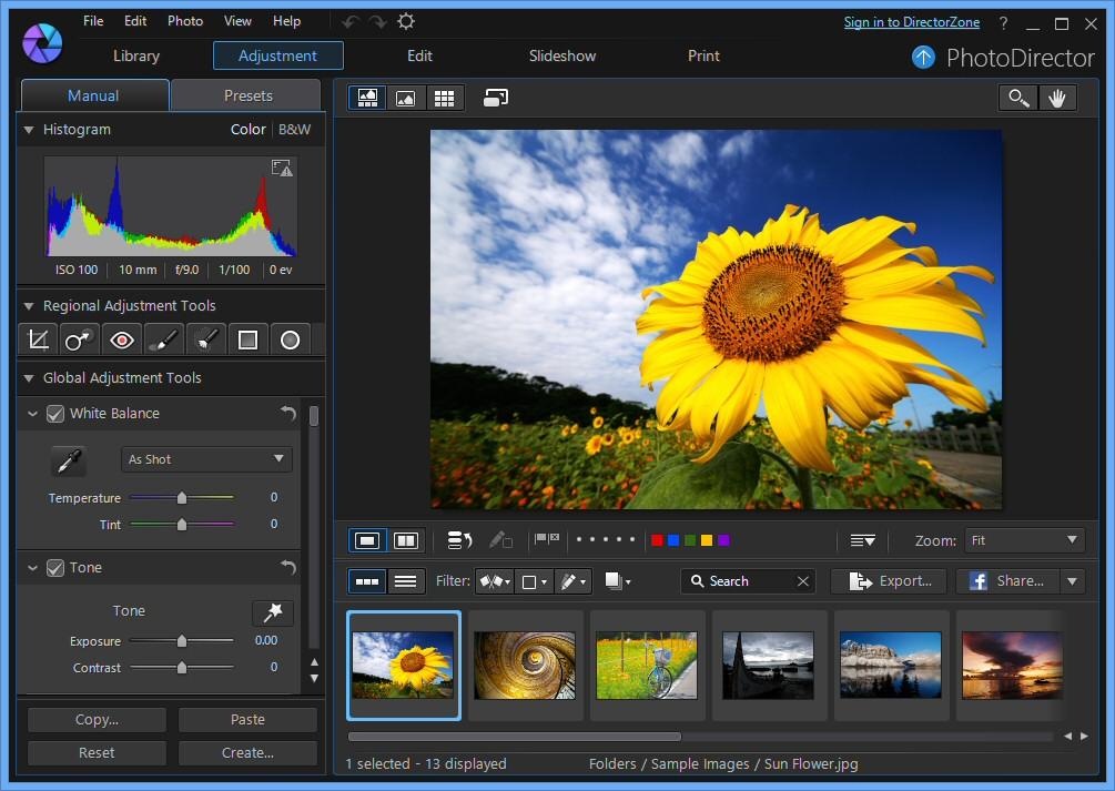 cyberlink photodirector 7 ultra software