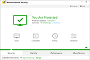 Norton Security Deluxe 2019 [3-Device, 1-YR]