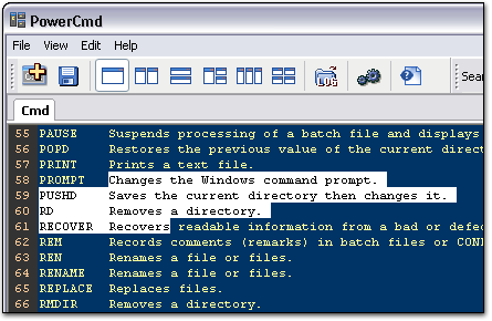 PowerCmd 2 2 free download - Software reviews, downloads