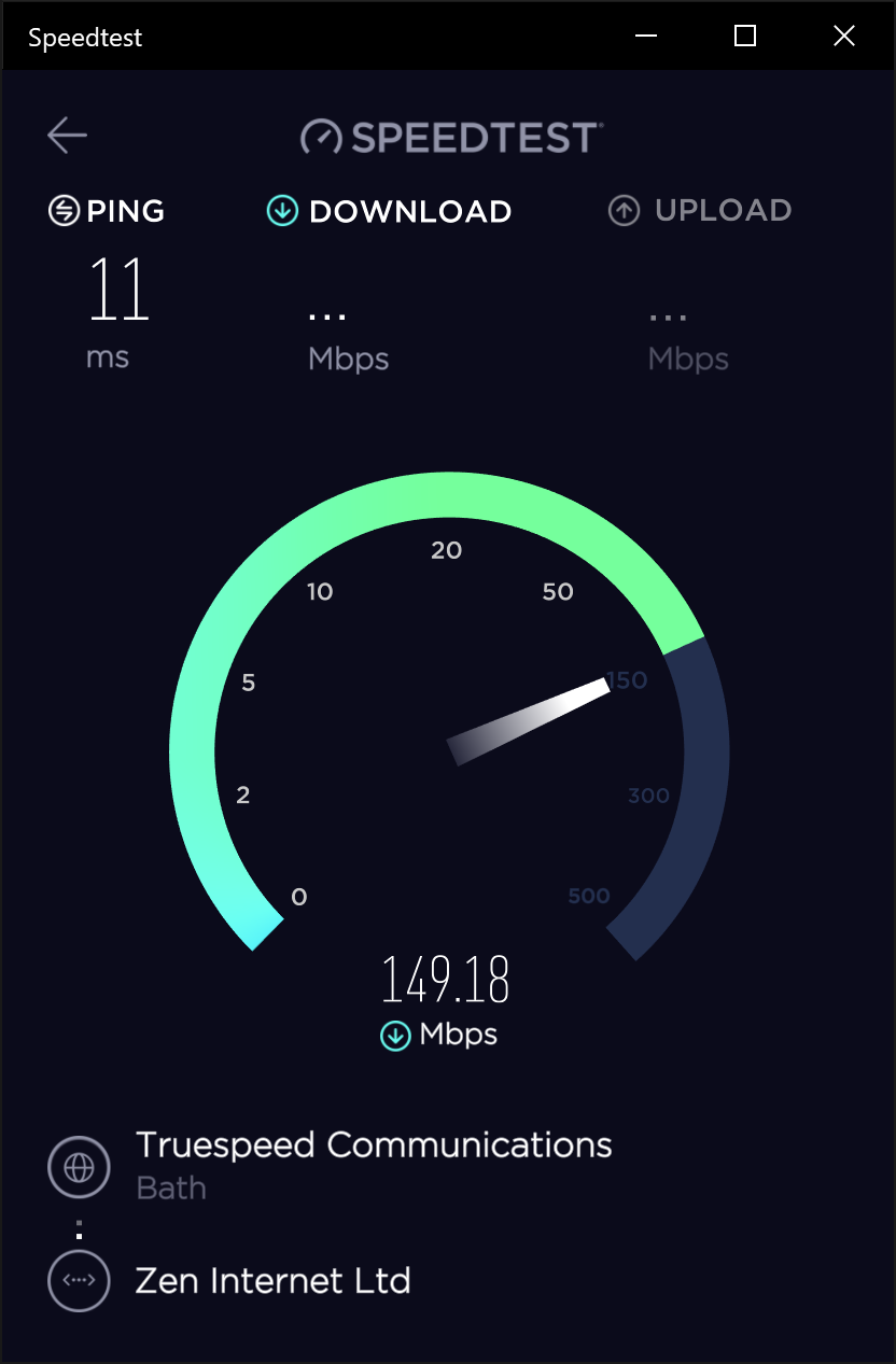 Speedtest by Ookla 1.6.108.0 free download - Download the ...