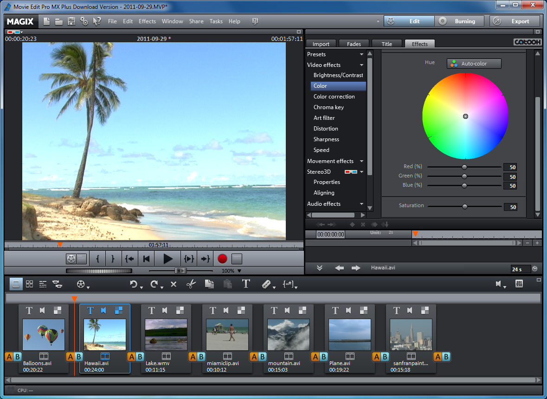 Software Store Magix Movie Edit Pro Mx Plus