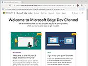 Microsoft Edge 'Developer'