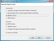Mozilla Archive Format 3.0.0