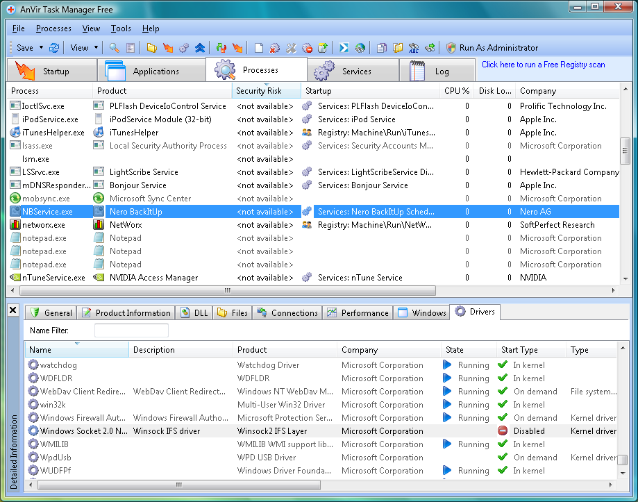 Anvir Task Manager Pro 6.2.0 Rapidshare Download, Warez - Cracks.