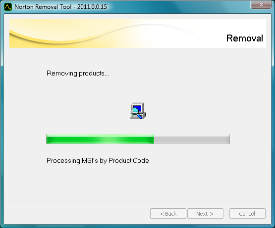 Norton Remove and Reinstall Tool 4 5 0 70 free download - Software