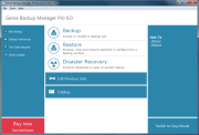 Genie Backup Manager Pro 9.0