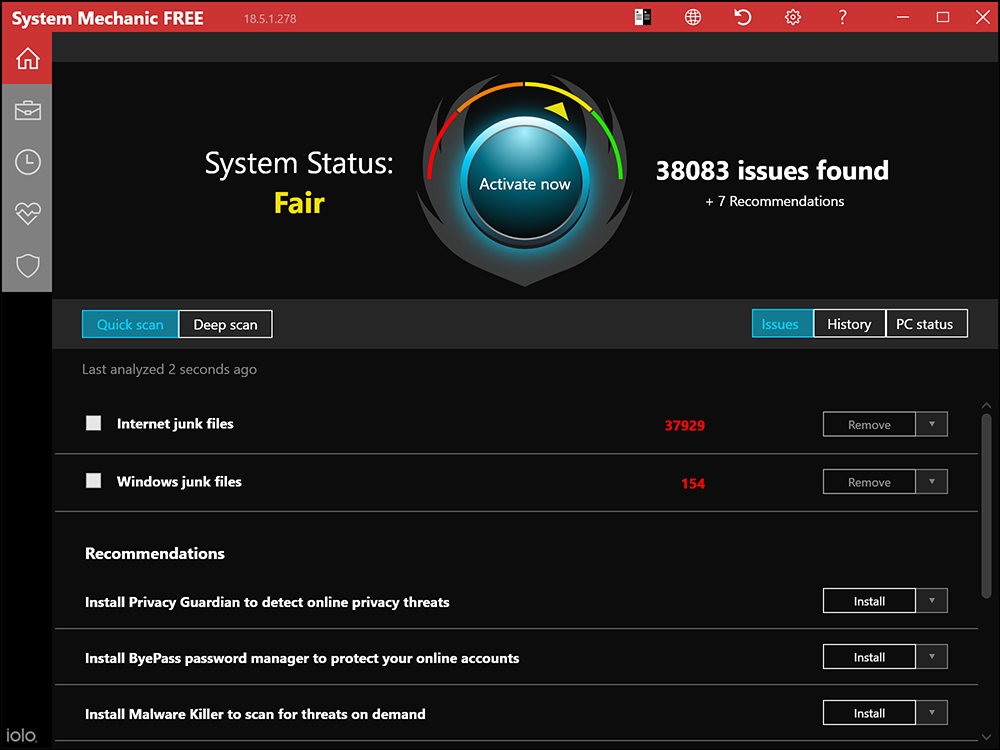 Aja system test lite speed test software now a free download in.