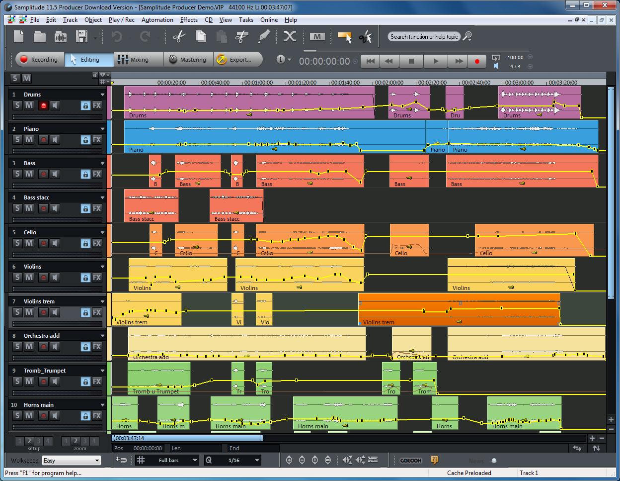Fileforum software store magix samplitude 11. 5 producer 10.