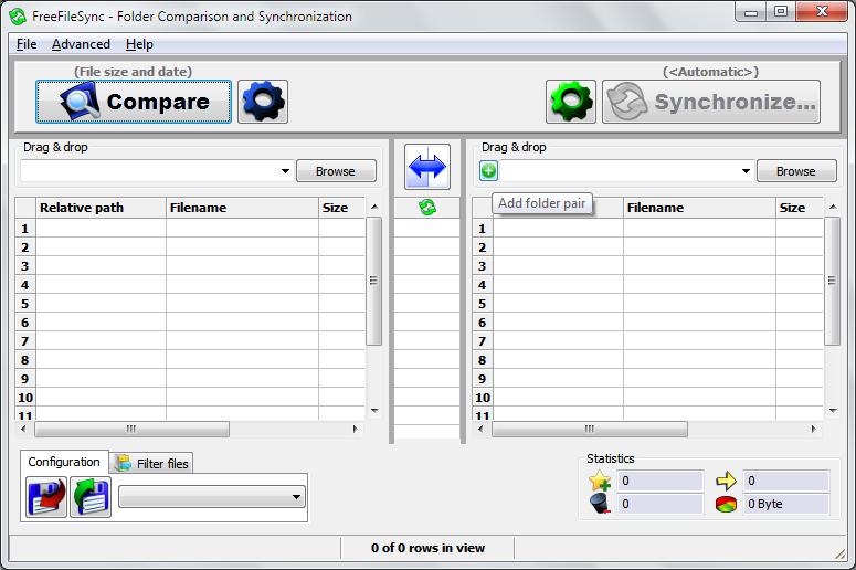 FreeFileSync 10.6