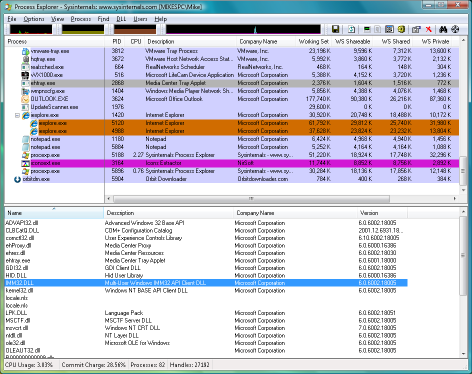 Process Explorer 16 26 free download - Software reviews, downloads