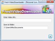 Fresh Video Downloader 1.50