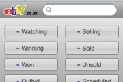 eBay for iPhone