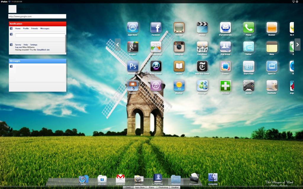 iPadian 3 0 free download - Software reviews, downloads