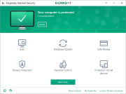 Kaspersky Internet Security 2017 [3-D, 2-YR]