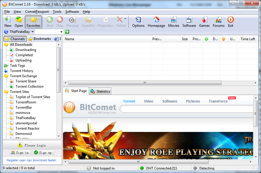 bittorrent software free download for windows