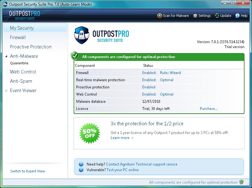 Ключ outpost firewall pro скачать бесплатно