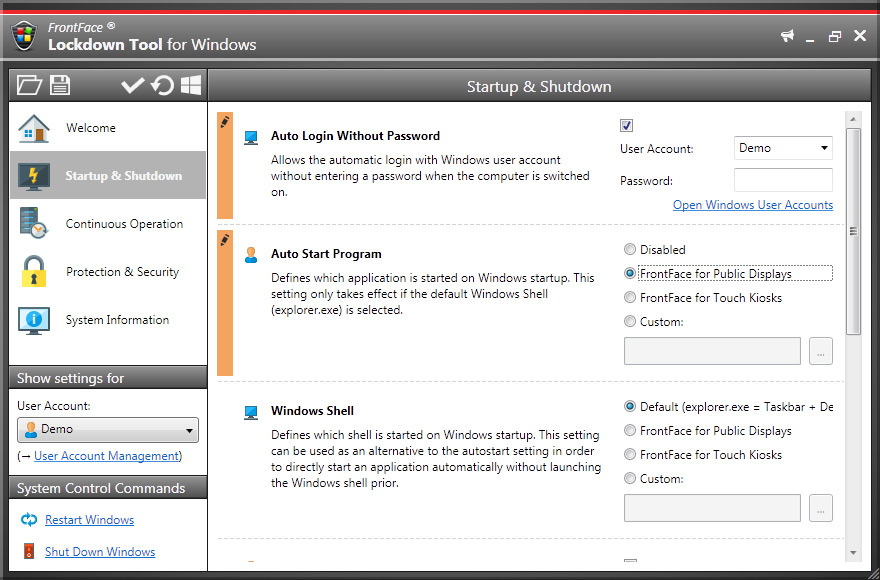 FrontFace Lockdown Tool 1 5 1 0 free download - Software
