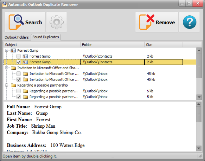 duplicate remover software free download