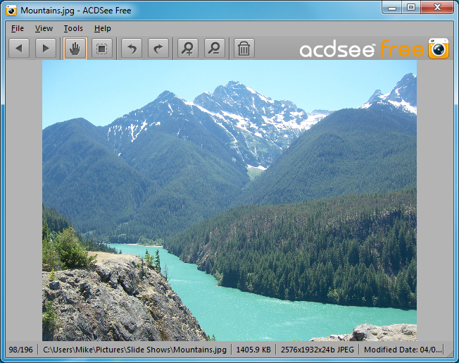 ACDSee Free 1 1 21 free download - Software reviews