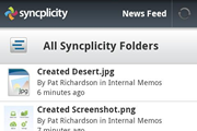 Syncplicity for Android