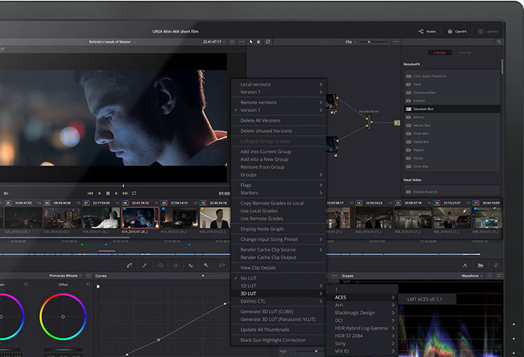 DaVinci Resolve 15 2 3 free download - Downloads - freeware