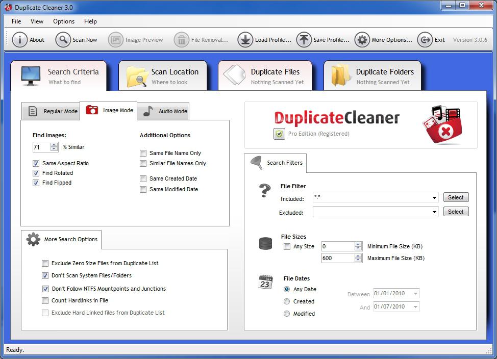 Duplicate cleaner free - фото 2