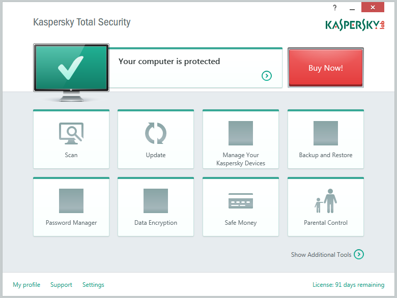 antivirus free download windows 7 kaspersky