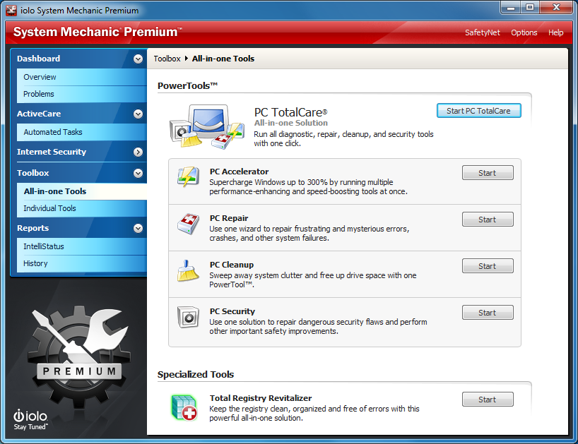 iolo system mechanic pro trial