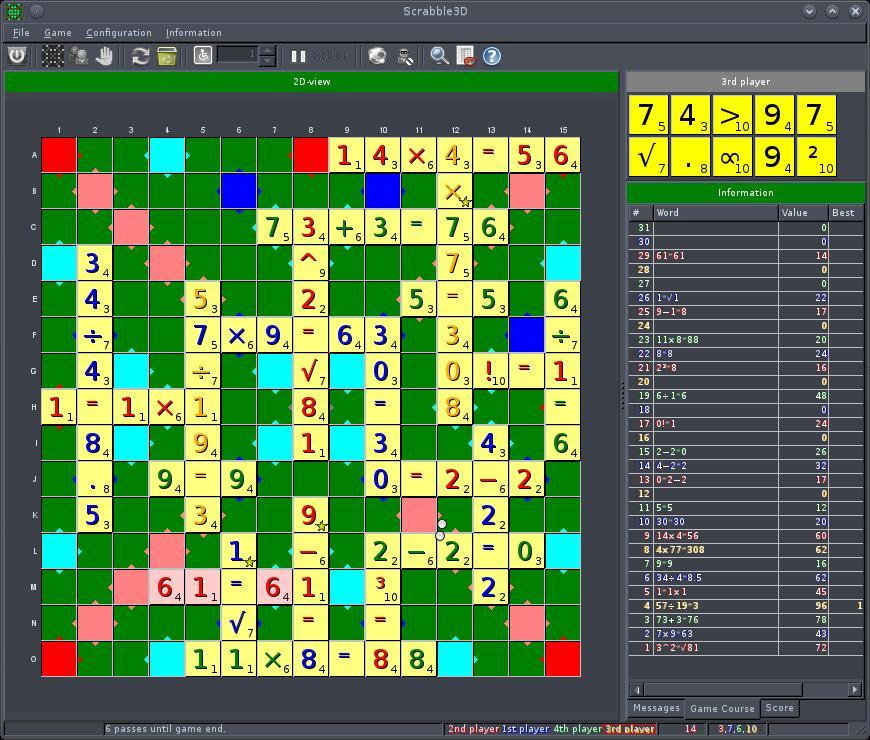 Scrabble free ea.