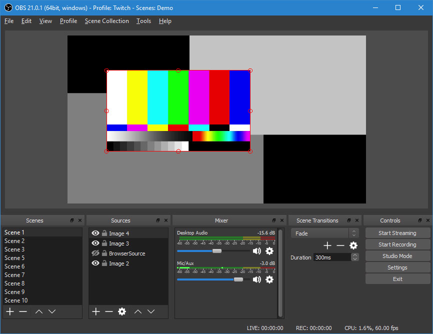 OBS Studio 23 2 1 free download - Software reviews