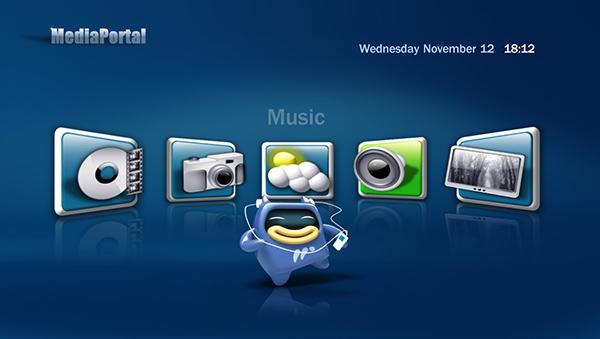 تحميل برنامج MediaPortal 1.3.0 من افضل واقوى البرامج المجانية لادارة وتشغيل وتنظيم الوسائط المتعددة