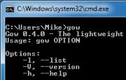 Gnu on Windows 0.8.0