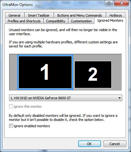 UltraMon 3 4 1 free download - Software reviews, downloads, news