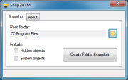 Snap2HTML 1.92
