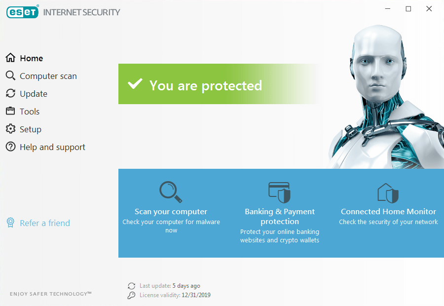 4 ways to uninstall eset smart security 5 wikihow.