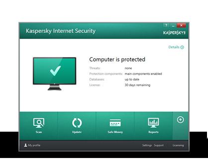 Kaspersky Internet Security 2014 [1-PC]