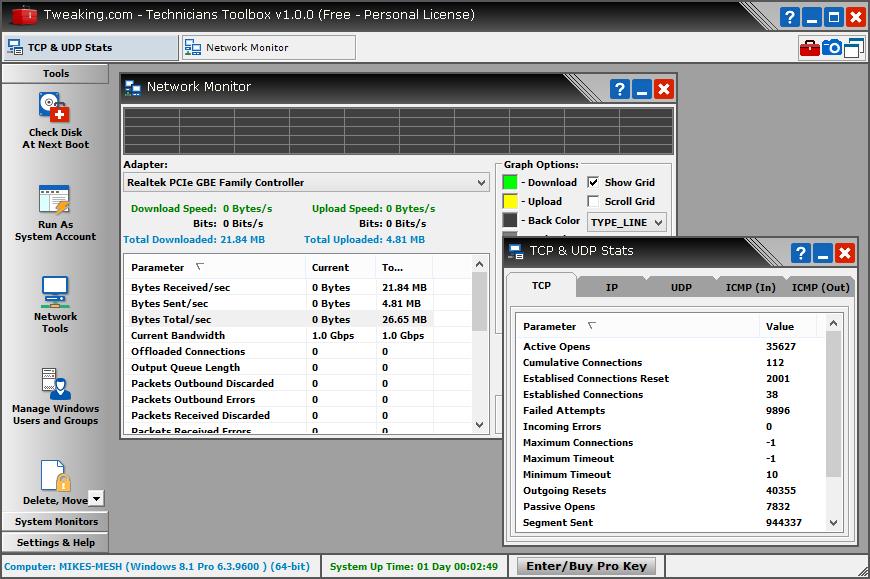 Скачать Tweaking.com - Technicians Toolbox 1.2.0 + Portable