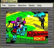 Free Unix Spectrum Emulator (Fuse) 1.1.1