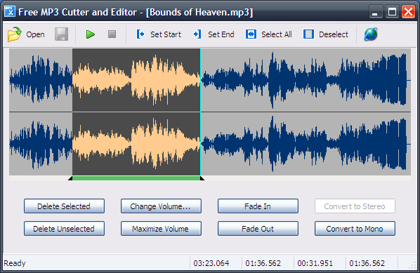 audio file trimmer download free
